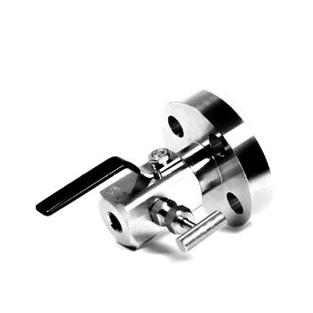 SBB-02. Válvula de bloqueo y purga (Brida EN1092-1 x NPT hembra) Hasta 250 bar (3600 PSI)