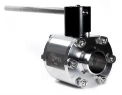 VB-60. 2-Way 3-Pieces Full(FB) or Reduced(RB) Bore Floating Ball Valve Up to 105 bar (1500 PSI)
