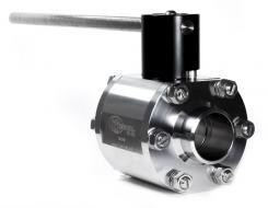 VB-60. Válvula bola flotante 2 vias 3 piezas Paso Total (FB) o Reducido (RB) Presión de trabajo 100 bar (1500 PSI)