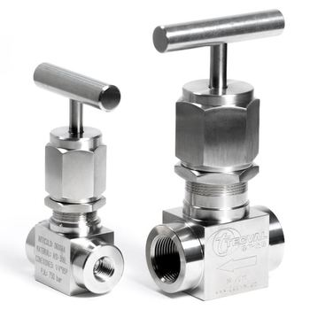 CP-20. Needle Valve for Severe Services (FxF) Working Pressure 760 bar (11000 PSI)