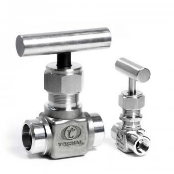 CP-15. Integral Bonnet Needle Valve Working Pressures: 100 | 420 bar (1500 | 6000 PSI)