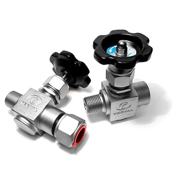 CP-09. Integral Bonnet Needle Valve (MxF) Up to 420 bar (6000 PSI)