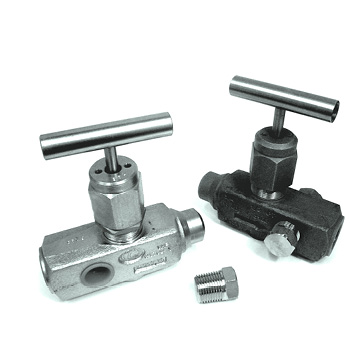 CF-02. MULTIPORT Needle Valve (Mx3F) Up to 480 bar (7000 PSI)