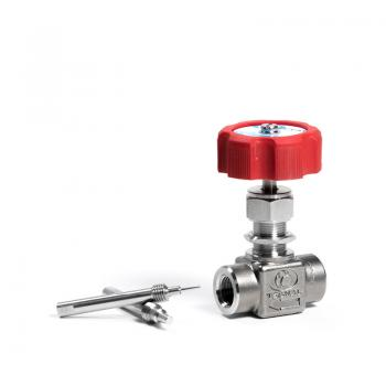 RG-91. Precise Micro-flow Regulating Valve (FxF) Working Pressures: 100 | 210 bar (1500 | 3000 PSI)