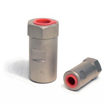 VA-99. Válvula antirretorno con cierre radial elastomérico (HxH) Hasta 210 bar (3000 PSI)
