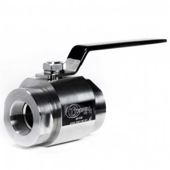 VB-12. Válvula de bola (HxH) Presiones de trabajo: 100 | 210 bar (1500 | 3000 PSI)